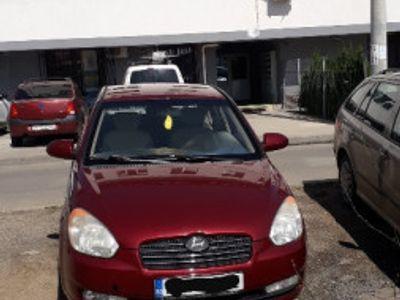 brugt Hyundai Accent 1,4 benzina 16V- 97 CP- Euro 4