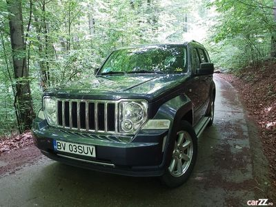 second-hand Jeep Cherokee Limited