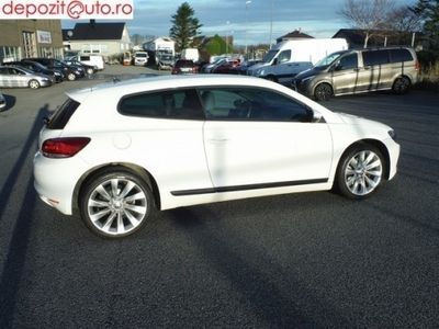 second-hand VW Scirocco 2008