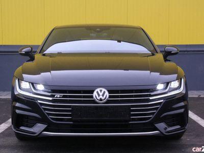 second-hand VW Arteon 2.0 tdi r-line