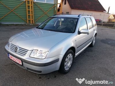 second-hand VW Bora 1.6 benzin
