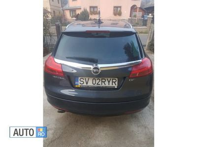second-hand Opel Insignia 10.1.12