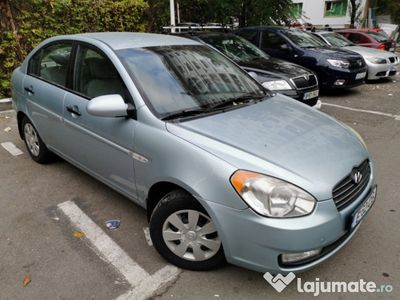 second-hand Hyundai Accent 2008 CRDI