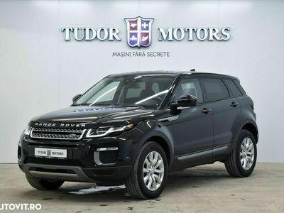 second-hand Land Rover Range Rover evoque 2.0
