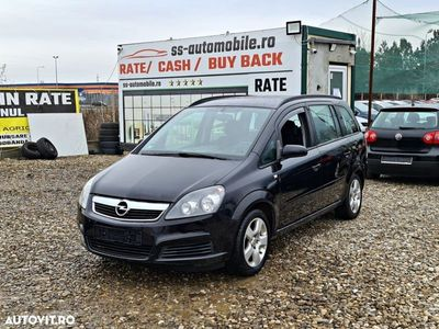 second-hand Opel Zafira 1.6i