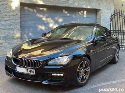 second-hand BMW 640 d M-Pack 79.000KM