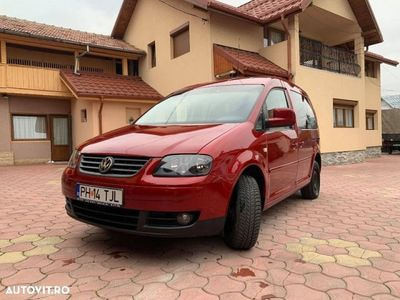 second-hand VW Caddy 1.9