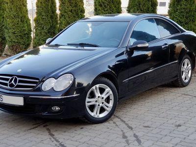second-hand Mercedes CLK220 Avantgarde, Automat, 2007