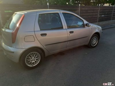 second-hand Fiat Punto 1.2 benzina an 2003