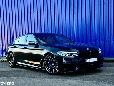 second-hand BMW M550 M5 d