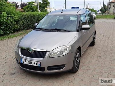 second-hand Skoda Roomster 1.4 TDI EDITION AN FAB.2008
