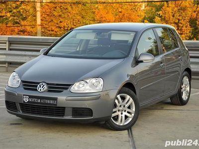second-hand VW Golf V 2008 Confortline 1.9Tdi 105C.p Manuala