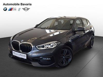 second-hand BMW 118 1 Series 5-door d Sport Line