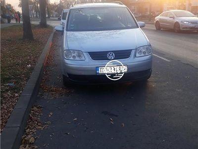 second-hand VW Touran an 2004