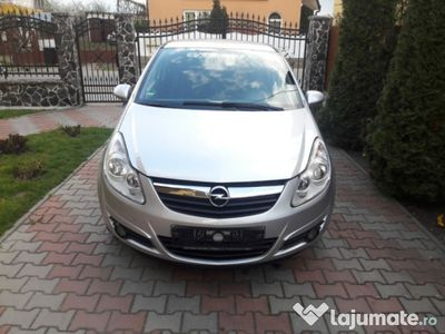 used Opel Corsa 2007 benzina 1.2