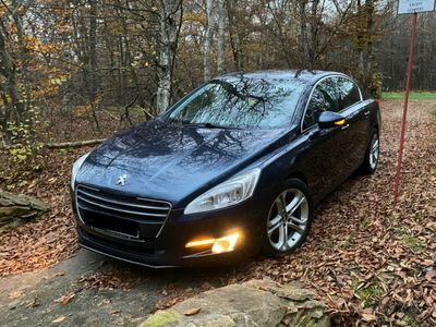 second-hand Peugeot 508 2.0 diesel 140cp 136.000 km