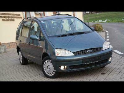 second-hand Ford Galaxy ( Vw Sharan Seat Alhambra ) - an 2003, 1.9 Tdi
