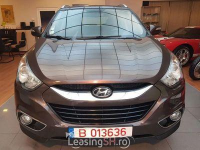 second-hand Hyundai ix35 din 2011