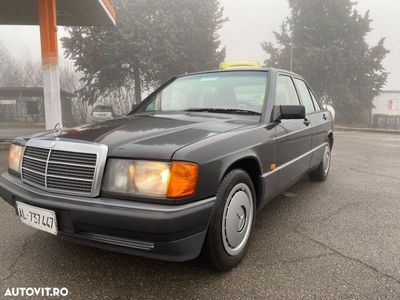second-hand Mercedes 190 W201