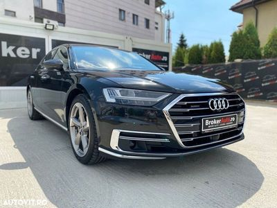 second-hand Audi A8