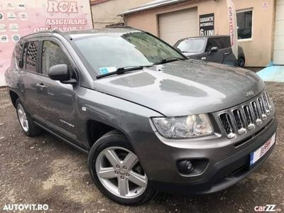 second-hand Jeep Compass 2,2crd 4wd Limited 4c4