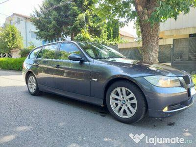 second-hand BMW 318 D * E91 * 10.2008 * 2.0 Diesel 143 CP * Euro4 *Inm RO