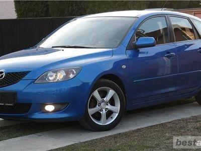 brugt Mazda 3 1.6 Diesel, an 2005