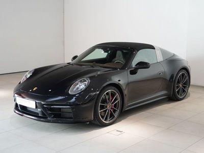 second-hand Porsche 911 Targa 4S