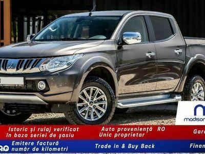 second-hand Mitsubishi L200 Pick