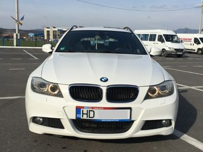 second-hand BMW 318 E91 M Packet
