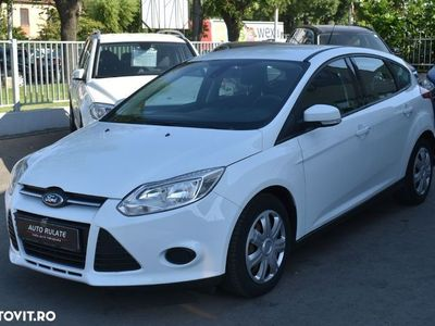 second-hand Ford Focus din 2013