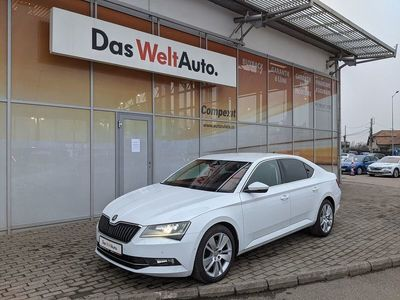 second-hand Skoda Superb Style TDI DSG