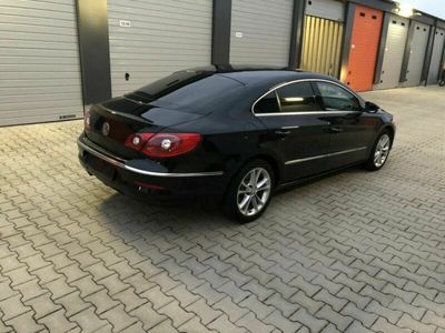 second-hand VW CC
