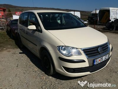 second-hand VW Touran 1,9 TDI DSG