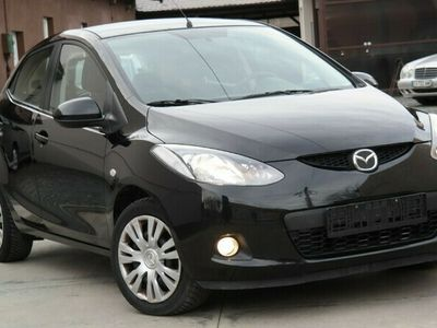 second-hand Mazda 2 - an 2010 luna 12, 1.4 (Benzina+GPL)