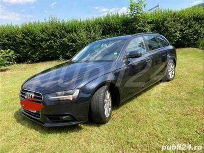 second-hand Audi A4 2015