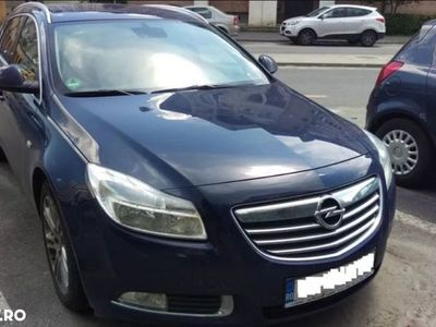 second-hand Opel Insignia COUNTRY