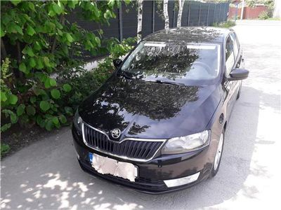 second-hand Skoda Rapid 2015 1,6 diesel Ocazie !!!