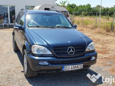 second-hand Mercedes ML270 4x4