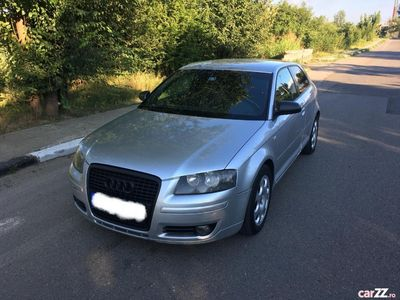 second-hand Audi A3 8P 2005 Coupe