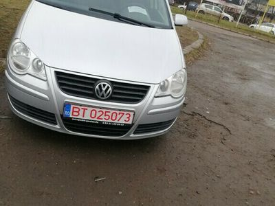 second-hand VW Polo 2006 recent scoase nr rosii 1.4 TDI