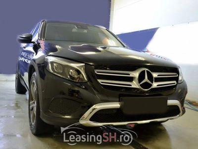 second-hand Mercedes GLC220 GLC