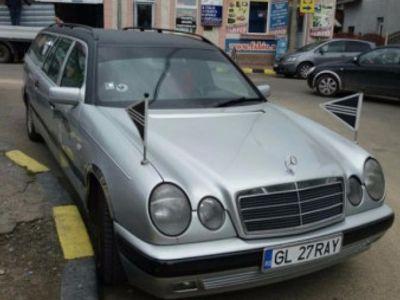 second-hand Mercedes 290 Dric masina funerara.