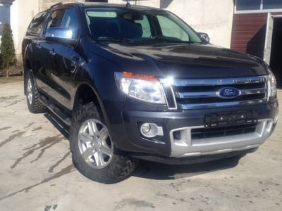 second-hand Ford Ranger Limited 4WD