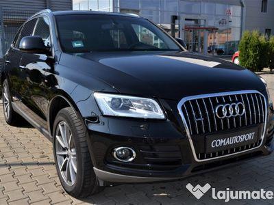 second-hand Audi Q5 2.0 tdi quattro s-tronic
