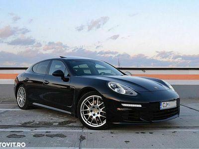 second-hand Porsche Panamera 3.0