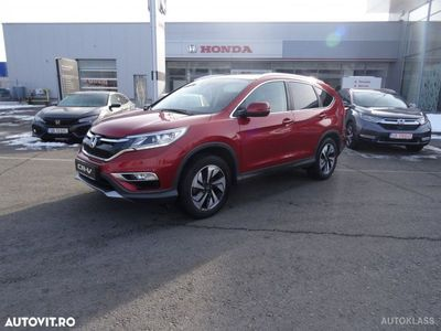 second-hand Honda CR-V 1.6 Executive A-T 4WD