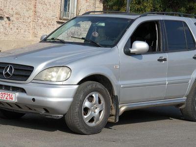 second-hand Mercedes ML270 - an 2002, 2.7 Cdi (Diesel)