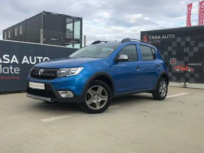 second-hand Dacia Sandero Stepway 2018 Automat Euro 6