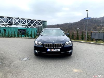 second-hand BMW 520 D 2013